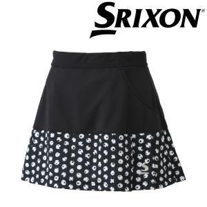 スリクソン SRIXON テニスウェア レディース スコート SDK-2894W SDK-2894W 2018FW|kpi24