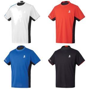 スリクソン SRIXON テニスウェア ユニセックス ゲームシャツ SDP-1900 2019SS kpi24