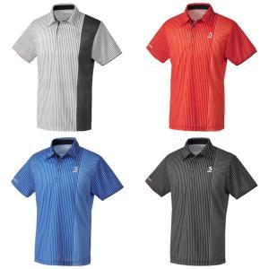 スリクソン SRIXON テニスウェア ユニセックス ポロシャツ SDP-1904 2019SS kpi24