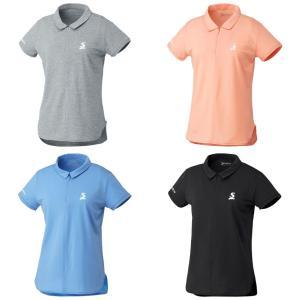 スリクソン SRIXON テニスウェア レディース ポロシャツ SDP-1922W 2019SS[ネコポス可]|kpi24