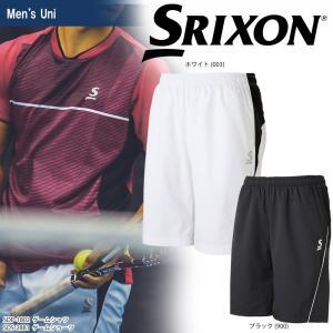スリクソン SRIXON テニスウェア ユニセックス ゲームショーツ SDS-2881 2018SS kpi24