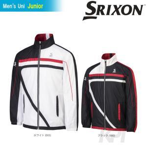 SRIXON スリクソン 「JUNIOR PRO LINE WIND JACKET ジュニア ウインドジャケット SDW-4641J」テニスウェア「FW」|kpi24