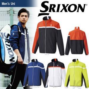 テニスウェア ユニセックス スリクソン SRIXON TOUR LINE ヒートナビジャケット SDW-4740 2017FW 2017新製品|kpi24