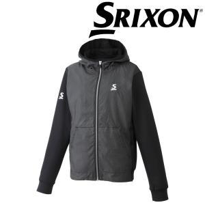 スリクソン SRIXON テニスウェア レディース ハイブリットジャケットSDW-4861W SDW-4861W 2018FW|kpi24