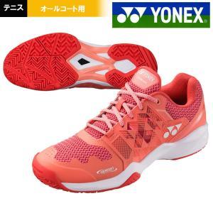 ヨネックス YONEX テニスシューズ レディース パワークッション ソニケージL AC オールコート用 SONICAGE WOMEN AC SHTSLAC-299|kpi24