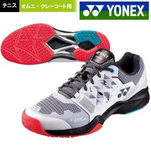 ヨネックス YONEX テニスシューズ メンズ パワークッション ソニケージM GC オムニ・クレーコート用 SONICAGE MEN GC SHTSMGC-141|kpi24