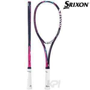 「2017新製品」SRIXON スリクソン 「SRIXON X 100LS スリクソン X 100LS  SR11703」ソフトテニスラケット エントリーでTシャツプレゼント|kpi24