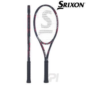 「2017新製品」SRIXON スリクソン 「SRIXON REVO CZ 100S レヴォCZ100S  SR21712」硬式テニスラケット kpi24
