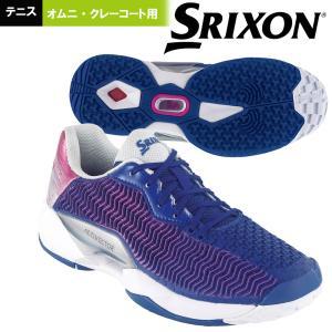 スリクソン SRIXON テニスシューズ レディース ACTIVECTOR OMNI&CLY  アクティベクター  オムニ・クレーコート用 SRS1013-NP|kpi24