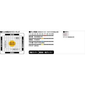 「■5張セット」GOSEN(ゴーセン)「ハイシープミクロ」ss200ソフトテニスストリング(ガット) |kpi24|02