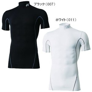 YONEX ヨネックス 「STB FITNESS Uni ハイネック半袖シャツ STB-F1007」ウェア[ネコポス可]|kpi24