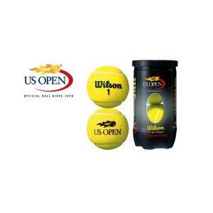 Wilson ウイルソン 「US Open Extra Duty USオープン・エクストラ・デューティ 1箱=30缶〔60球〕 WRT1000J」テニスボール|kpi24|03