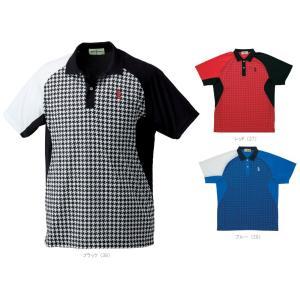 GOSEN ゴーセン 「UNIゲームシャツT1408」ウェア「SS」|kpi24