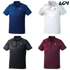 ゴーセン GOSEN テニスウェア ユニセックス ゲームシャツ T1910 2019SS [ネコポス可][ネコポス可]|kpi24