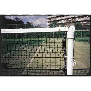 [送料お見積り]DUNLOP ダンロップ 「TC-110」硬式テニスネット|kpi24