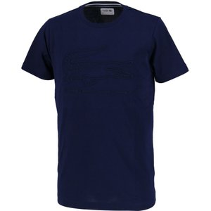 テニスウェア メンズ ラコステ LACOSTE 半袖Tシャツ TH8140-166 2017FW 即日出荷 kpi24