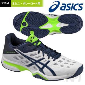 テニスシューズ アシックス メンズ レディース プレステージライトOC TLL770-0149 オムニ・クレーコート用|kpi24