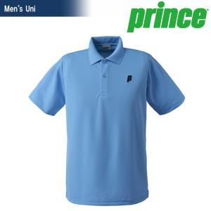 プリンス Prince テニスウェア ユニセックス TEAM WEAR ゲームシャツ  TMU122T-125 2018SS kpi24