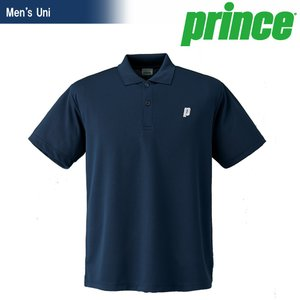 プリンス Prince テニスウェア ユニセックス TEAM WEAR ゲームシャツ  TMU122T-127 2017SS|kpi24