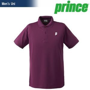 プリンス Prince テニスウェア ユニセックス TEAM WEAR ゲームシャツ  TMU122T-139 2018SS[ネコポス可]|kpi24