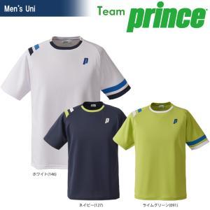 プリンス Prince テニスウェア ユニセックス ゲームシャツ TMU162T 2018SS kpi24