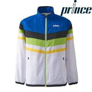 プリンス Prince テニスウェア ユニセックス ウィンドジャケット TMU642T 2018FW kpi24