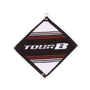 ブリヂストン BRIDGESTONE TOUR B ゴルフギフト  フック付ハンドタオル TWG71|kpi24