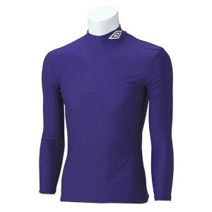 UMBRO アンブロ [L/Sコンプレッションシャツ UAS9300]サッカーゲームシャツ・パンツ|kpi24
