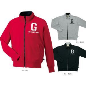 GOSEN ゴーセン 「UNI スウェットジャケット UW1406」ウェア「FW」|kpi24