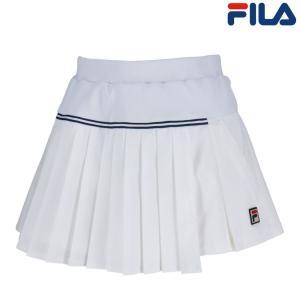 フィラ FILA テニスウェア レディース スコート VL1854 2018FW 『即日出荷』|kpi24