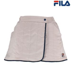 フィラ FILA テニスウェア レディース スコート VL1880 2018FW|kpi24