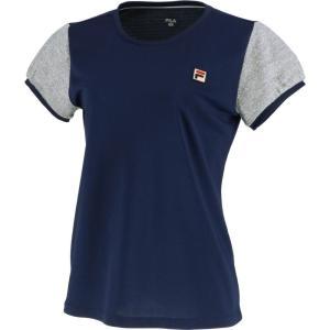 フィラ FILA テニスウェア レディース ゲームシャツ VL2018 2019FW [ポスト投函便対応]|kpi24|04