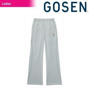 ゴーセン GOSEN テニスウェア レディース ニットライトパンツ W1401L|kpi24