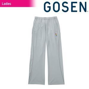 ゴーセン GOSEN テニスウェア レディース ニットライトパンツ W1403S|kpi24