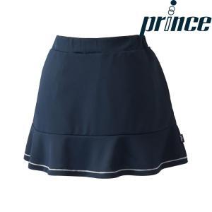 【10%OFFクーポン▼〜5/6】プリンス Prince テニスウェア レディース スカート WL8339 2018FW|kpi24