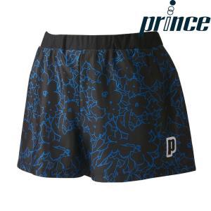 プリンス Prince テニスウェア レディース ショートパンツ WL8357 2018FW|kpi24