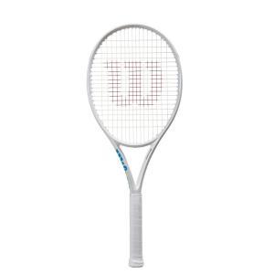 ウイルソン Wilson テニス硬式テニスラケット  ULTRA 100CV White in White WR011011S|kpi24