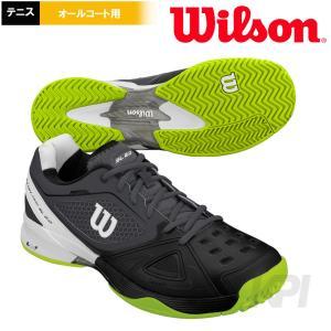 Wilson ウイルソン 「RUSH PRO SL 2.0 UNISEX ラッシュプロ SL 2.0 AC WRS323610」オールコート用テニスシューズ 『即日出荷』|kpi24