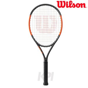 「2017新製品」「ガット張り上げ済み」Wilson ウイルソン 「BURN 26S バーン26S  WRT534100」ジュニアテニスラケット