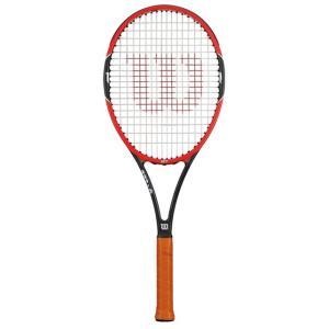 硬式テニスラケット ウイルソン Wilson PRO STAFF 97 プロスタッフ97 WRT724920|kpi24