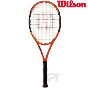 硬式テニスラケット ウイルソン Wilson REVERSE BURN 95J CV リバース バーン95J CV WRT730020 2017新製品|kpi24