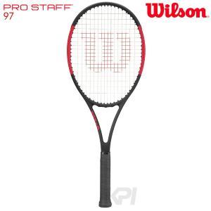 Wilson ウイルソン 「PRO STAFF 97 プロスタッフ97  WRT731510」硬式テニスラケット スマートテニスセンサー対応|kpi24