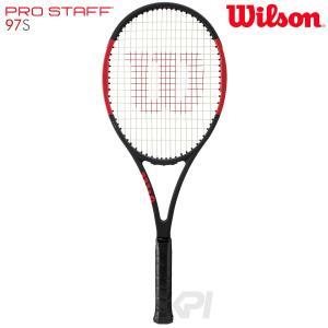 Wilson ウイルソン 「PRO STAFF 97S プロスタッフ97S  WRT731610」硬式テニスラケット スマートテニスセンサー対応|kpi24