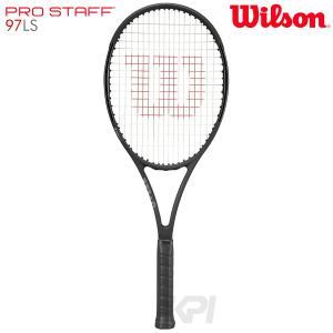 」Wilson ウイルソン 「PRO STAFF 97LS プロスタッフ97LS  WRT731710」硬式テニスラケット スマートテニスセンサー対応 『即日出荷』|kpi24