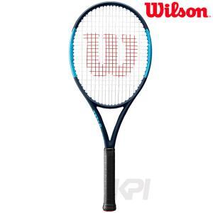 「2017新製品Wilson ウイルソン 「ULTRA 100 L ウルトラ100L  WRT737420」硬式テニスラケット kpi24