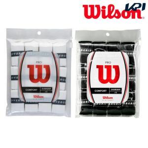 Wilson ウイルソン 「プロ・オーバーグリップ 12本入り PRO OVERGRIP 12PK WRZ4022」オーバーグリップテープ『即日出荷』|kpi24