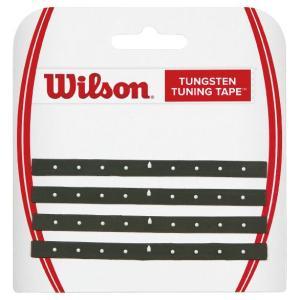 Wilson ウイルソン タングステン・チューニングテープ 4個入り WRZ535900|kpi24