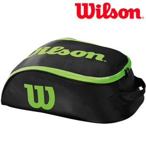 ウイルソン Wilson テニスバッグ・ケース  TOUR IV SHOE BAG シューズバッグ WRZ843887|kpi24