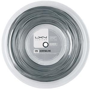 『即日出荷』  LUXILON ルキシロン 「ADRENALINE アドレナリン  200mロール WRZ990080」硬式テニスストリング ガット|kpi24