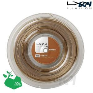 LUXILON ルキシロン 「Element エレメント  1.25 200mロール WRZ990106」硬式テニスストリング ガット|kpi24